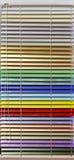 Aluminiumvorhänge Stockfotos