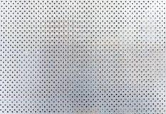 Aluminiumwandhintergrund Lizenzfreie Stockfotos