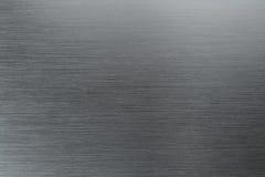 Alumintum escovado Foto de Stock