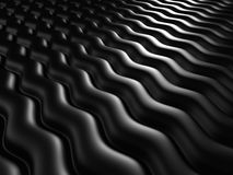 Aluminum Abstract Metallic Pattern Background. 3d Render Illustration Royalty Free Stock Images