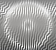 Aluminum Abstract Silver Stripe Pattern Background Vector Royalty Free Stock Photography