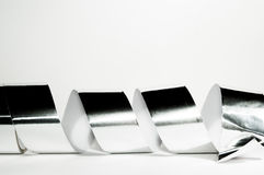 Aluminum adhesive tape Stock Photos
