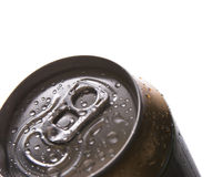 Aluminum  beer Stock Photo