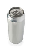 Aluminum beer can Royalty Free Stock Image