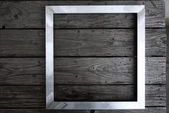 Aluminum bildram Arkivbilder