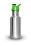 Aluminum Bottle Royalty Free Stock Photo