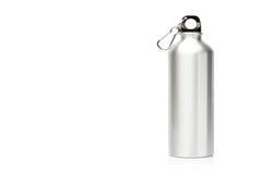 Aluminum bottle royalty free stock images