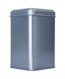 An aluminum Box Stock Images