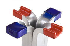 Aluminum brackets harmony Stock Photography