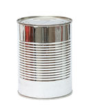 Aluminum can Royalty Free Stock Photography