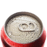 Aluminum can Stock Photography