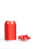 Aluminum cans Stock Photography