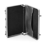 Aluminum case small isolated Royalty Free Stock Images