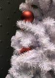 aluminum christmas traditional tree Στοκ εικόνα με δικαίωμα ελεύθερης χρήσης