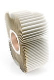 Aluminum cpu cooler heat sink Royalty Free Stock Photography