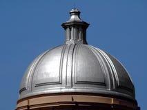 Aluminum dome Royalty Free Stock Photos