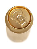 Aluminum drink can isolated Stock Photo