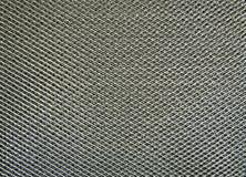 Aluminum filter, metallyttersida Arkivfoton