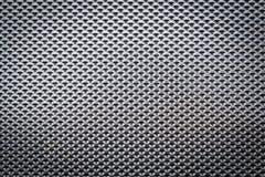 Aluminum filter, metallyttersida Royaltyfri Fotografi