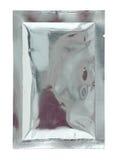 Aluminum foil bag package Stock Images