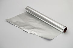 Aluminum foil. For cooking in the oven pictures1 Stock Images