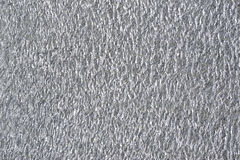 Aluminum foil texture background Stock Image