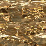 Aluminum foil tiled possible Royalty Free Stock Photos