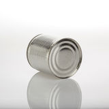 Aluminum food can Stock Photos