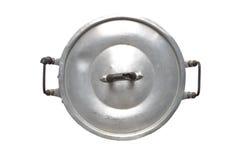 aluminum forntida kruka Royaltyfria Bilder