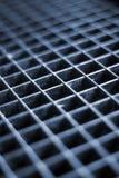 Aluminum grid Stock Images