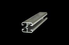 Aluminum industriella delar Arkivbild
