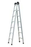 Aluminum ladder Stock Images