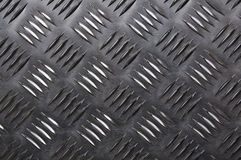Aluminum layer is patterned Royalty Free Stock Photography