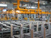 Aluminum lifting Royalty Free Stock Photos