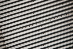 Aluminum louver abstract background Royalty Free Stock Photo