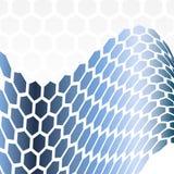 aluminum metal shiny wave διανυσματική απεικόνιση