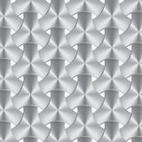 Aluminum or metal weave texture, background  Stock Photos