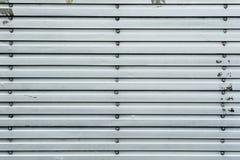Aluminum panel Arkivbild