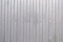 Aluminum panels background Stock Images