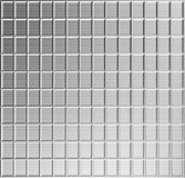 Aluminum pattern background Royalty Free Stock Photography