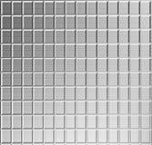 Aluminum pattern background. Aluminum lattice silver pattern background 3d illustration Royalty Free Stock Photography