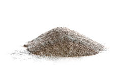 Aluminum powder Royalty Free Stock Image