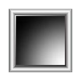 aluminum ramfoto Royaltyfri Bild