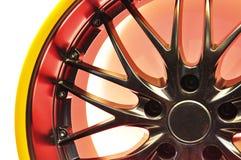 Aluminum rim Royalty Free Stock Photos