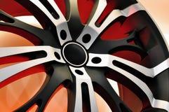 Aluminum rim Stock Image