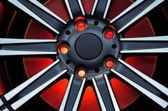 Aluminum rim Royalty Free Stock Photo