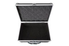 Aluminum safety case Royalty Free Stock Image