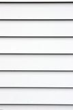 Aluminum Siding Stock Photo