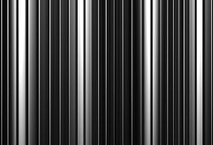Aluminum silver shiny pattern background Stock Photos