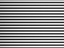 Aluminum silver stripe background Stock Image